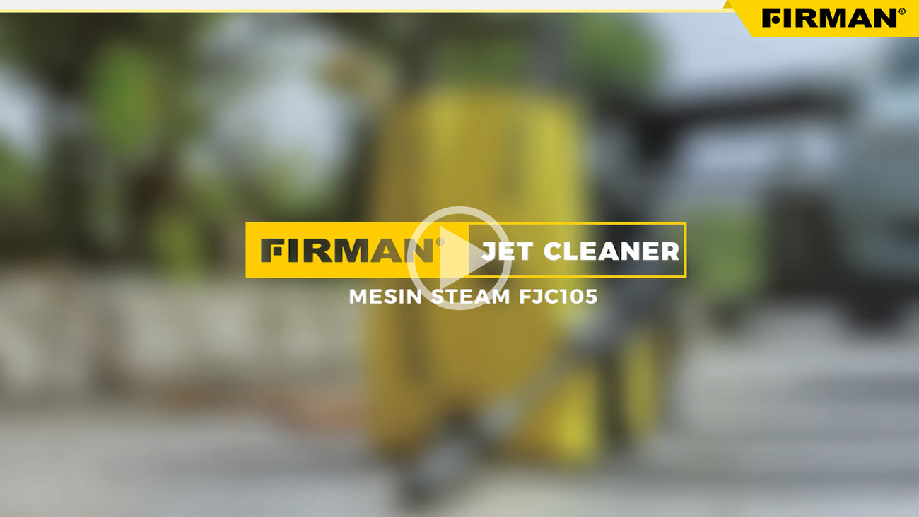 FIRMAN Jet Cleaner FJC105