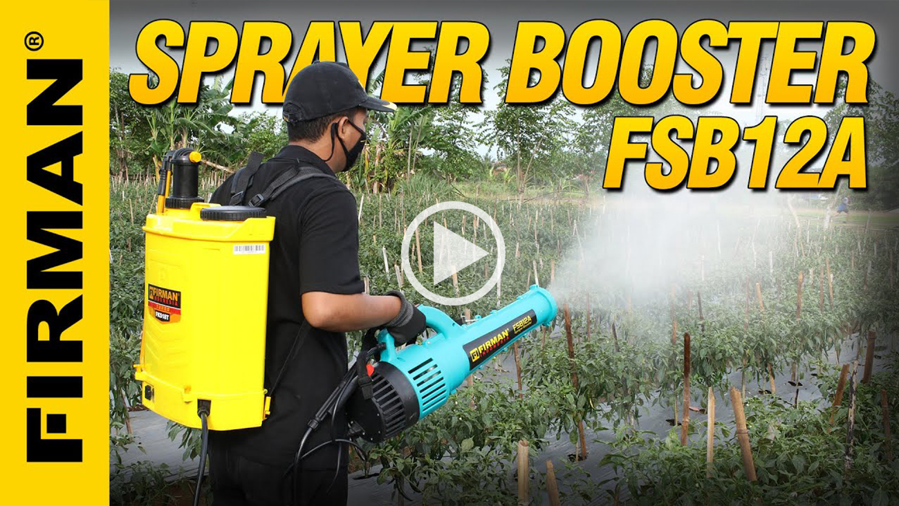 Sprayer Booster FIRMAN FSB12A